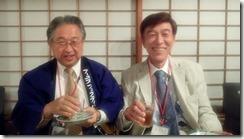 岡正朗先生と森田理事長